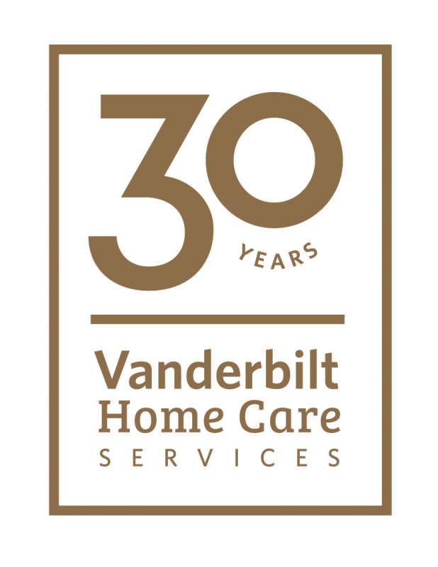 Logo for Vanderbilt Home Care Services