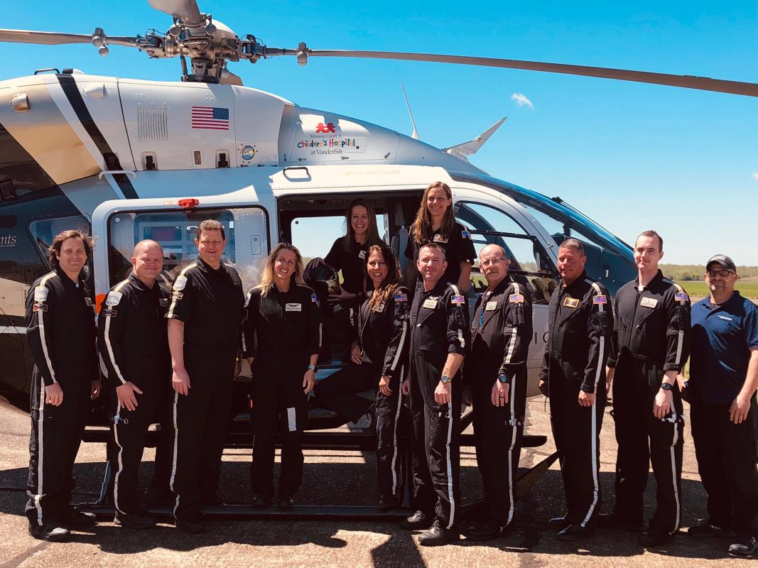 LifeFlight 2 Group Photo