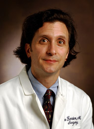 D. Lee Gorden, MD, Associate Professor of Surgery and Cancer Biology, Vanderbilt Division of Hepatobiliary Surgery and Liver Transplantation.