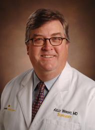J. Kelly Wright, Jr., MD, Chief, Vanderbilt Division of Hepatobiliary Surgery and Liver Transplantation