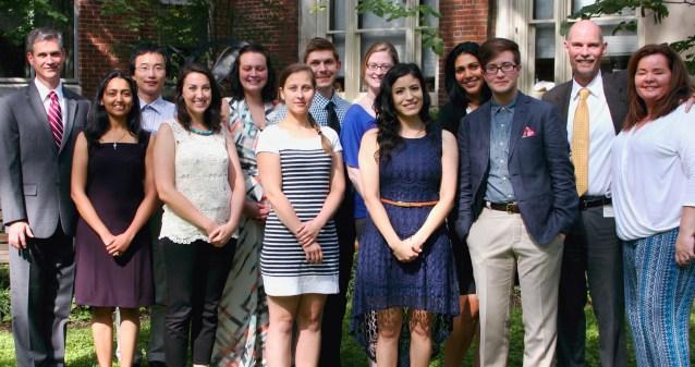 CNS scholars