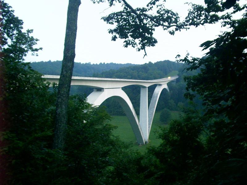 Natchez Trace Parkway in Nashville