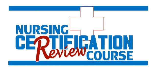 Nursing Certification Review Course logo