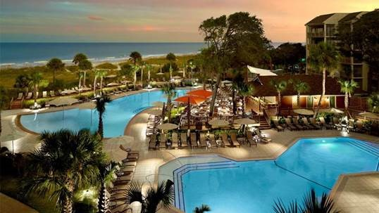 Omni Hilton Head Pool