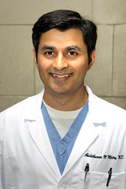 Akshitkumar M. Mistry, MD