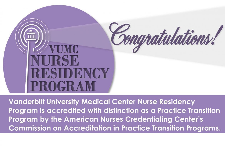 Nurse Residency Program - Vanderbilt Health Nashville, TN