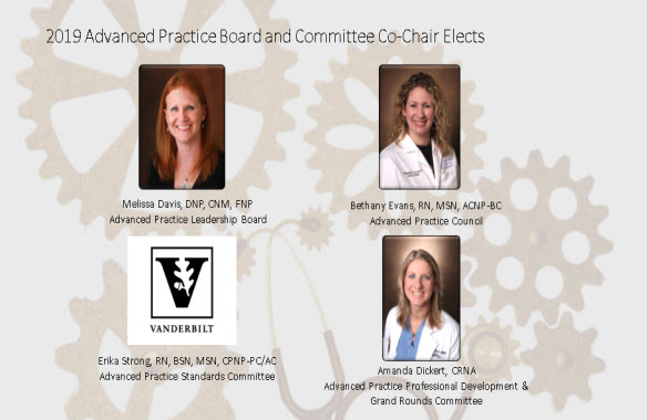 New AP Board & Committee Co-Chairs Elected