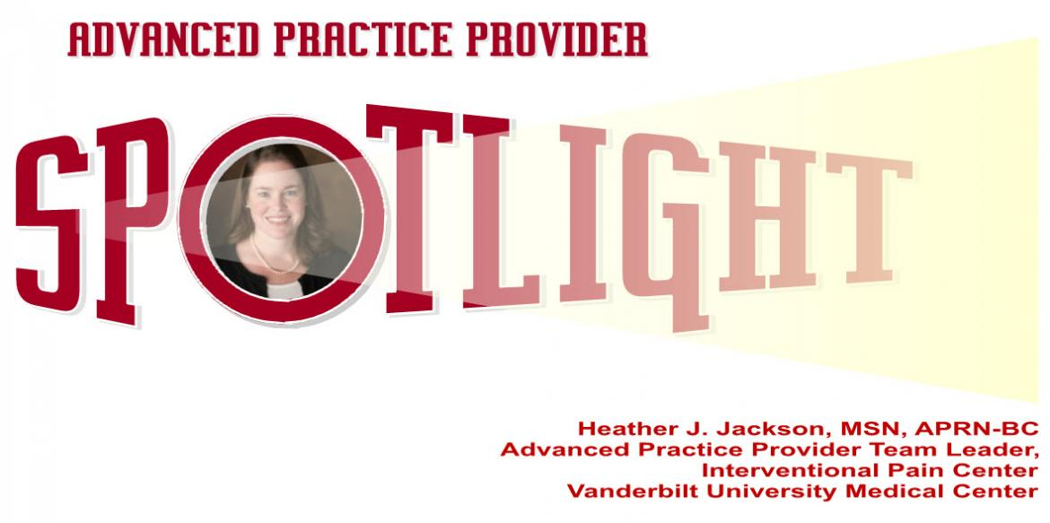 Spotlight - Heather Jackson