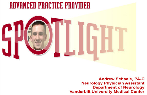 Spotlight on Andrew Schaale