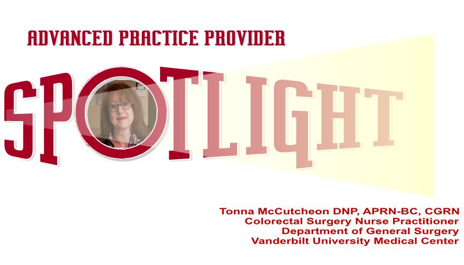 Office of Advanced Practice - Tonna McCutcheon DNP, APRN-BC