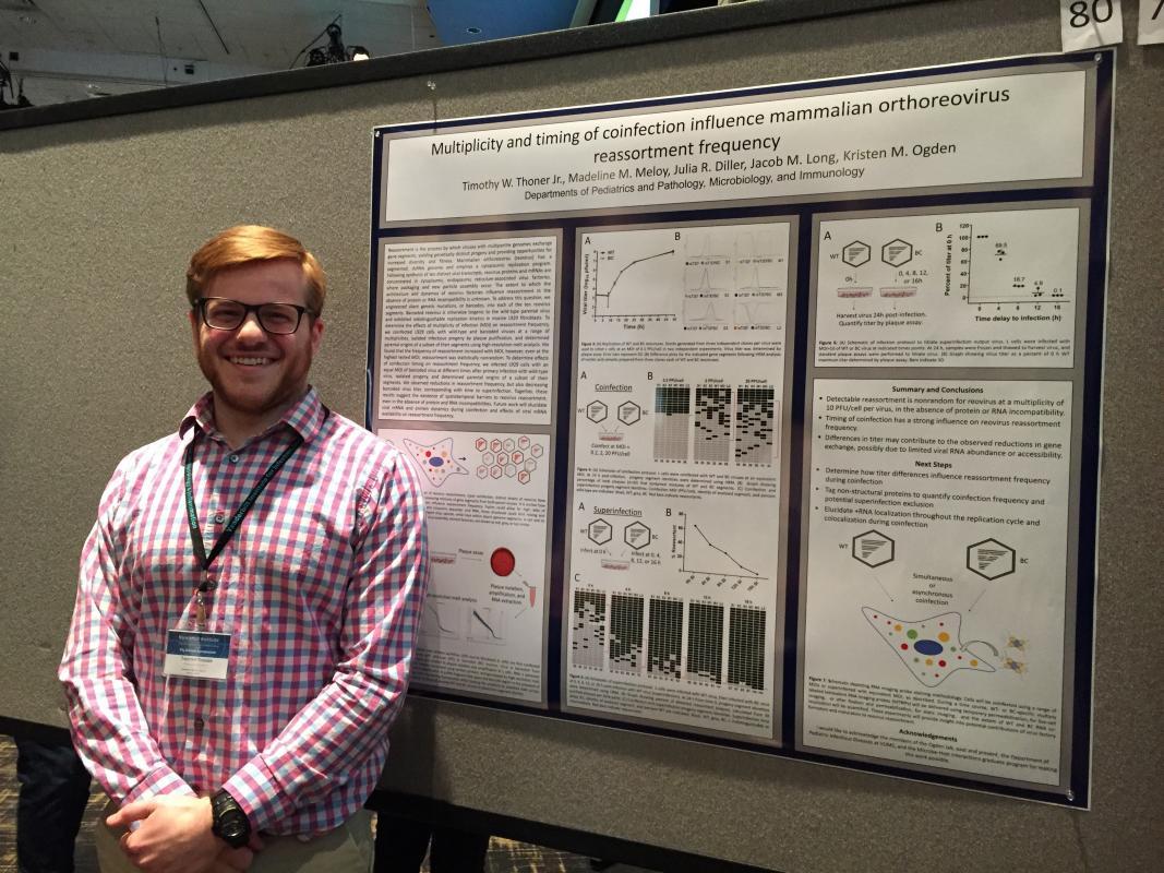 Tim at the VI4 Annual Symposium