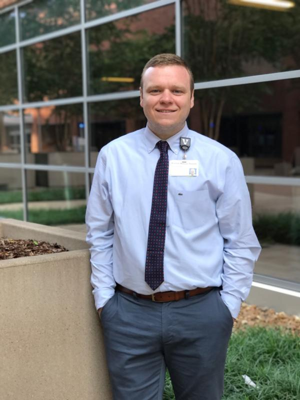 Brendan Mangan- Early Commitment to PGY2 Oncology Pharmacy Residency