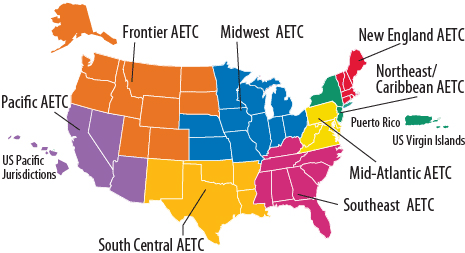 Aetc Regional Training Centers
