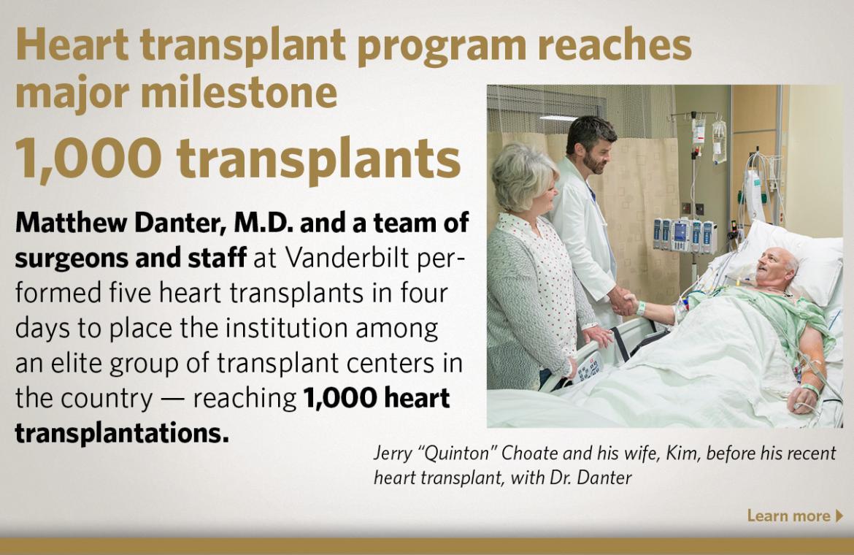 Department of Cardiac Surgery - Patient Care - Vanderbilt Health