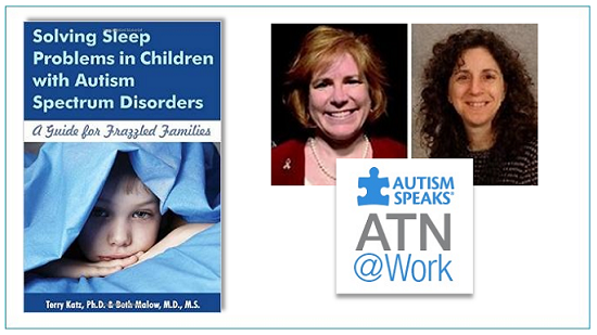 sleep and autism book