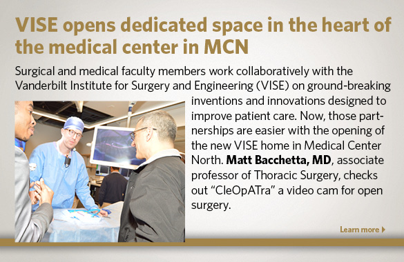 Department of Thoracic Surgery - Vanderbilt Health Nashville, TN