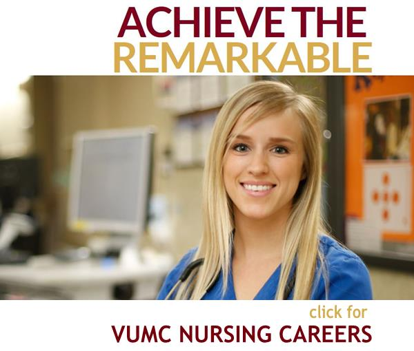 VUMC Nursing Careers