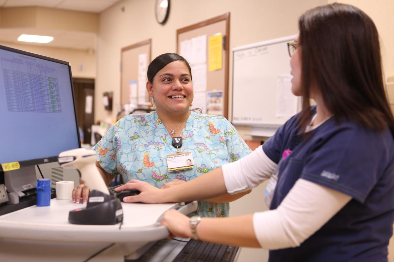 Vanderbilt Nursing: Achieve the Remarkable - Ashley W., LPN ...