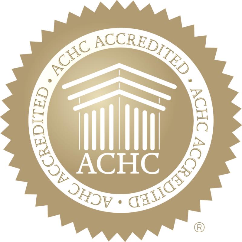 Accreditation Commission for Health Care badge