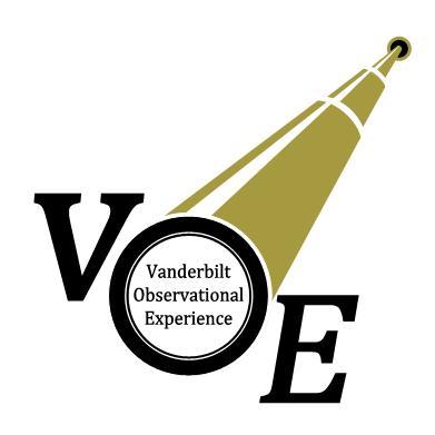 VOE web page