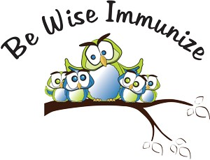 Be Wise Immunize Clipart