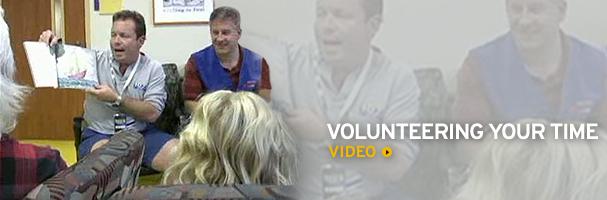 Volunteer at Vanderbilt
